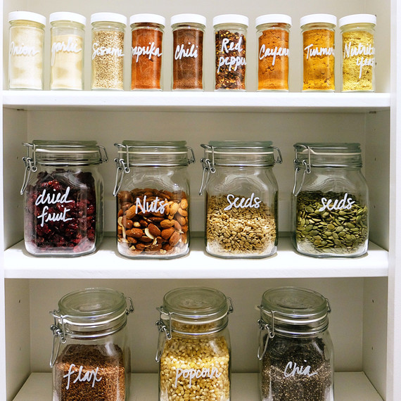 Kitchen Storage And Organization: 5 Easy Steps To Keep Your Pantry Clean And Organized