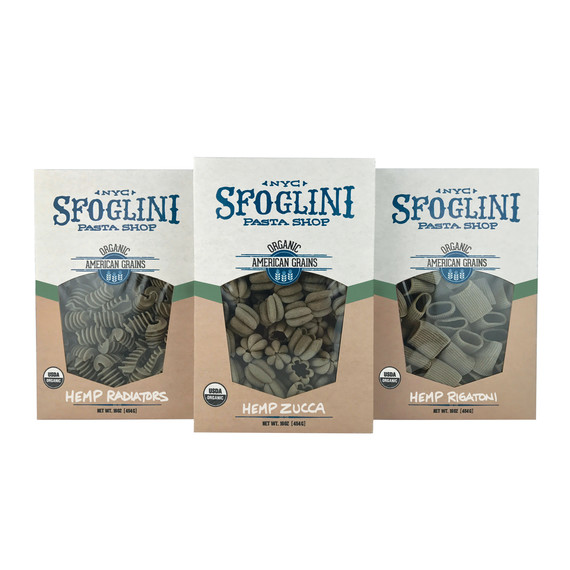 sfoglini food pasta varieties