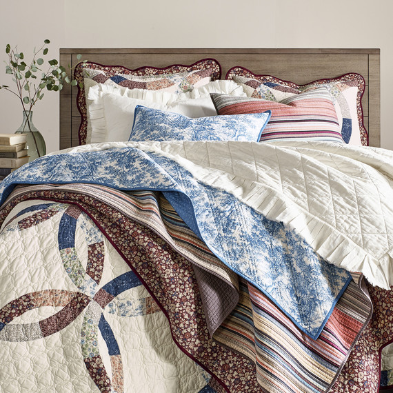 Martha Stewart Collection Macys Bedding Layer A Bed With Martha