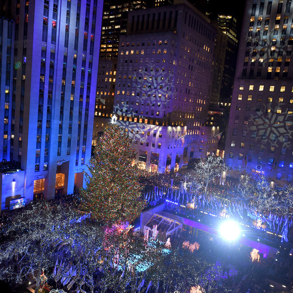 5 Facts About the Rockefeller Center Christmas Tree 2017