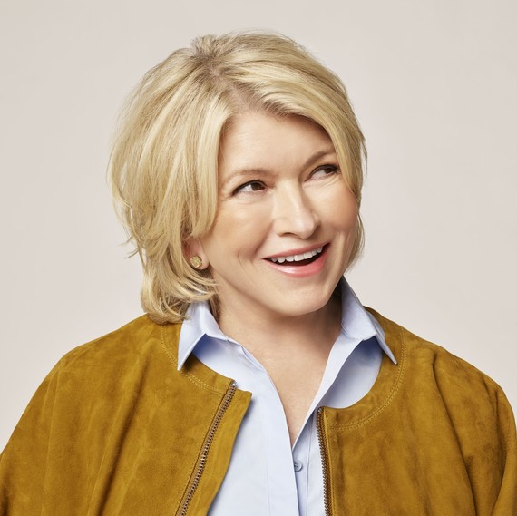 Martha Reveals Her Go-To NYC Lunchtime Spots