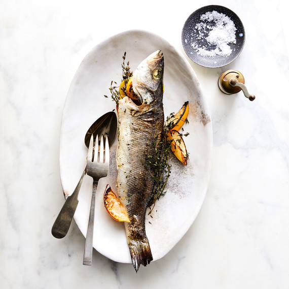 This Is Why You Should Cook Whole Fish—Plus, How to Do It