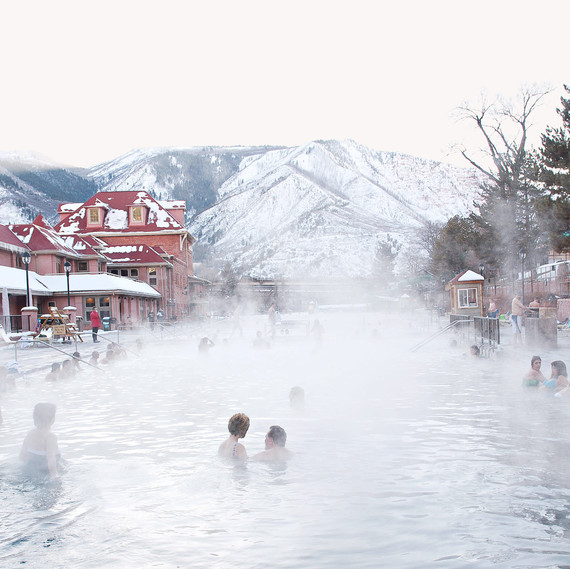 Six Geothermal Pools to Visit in the U.S.