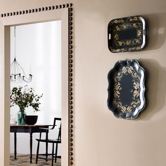 embellished decor doorway