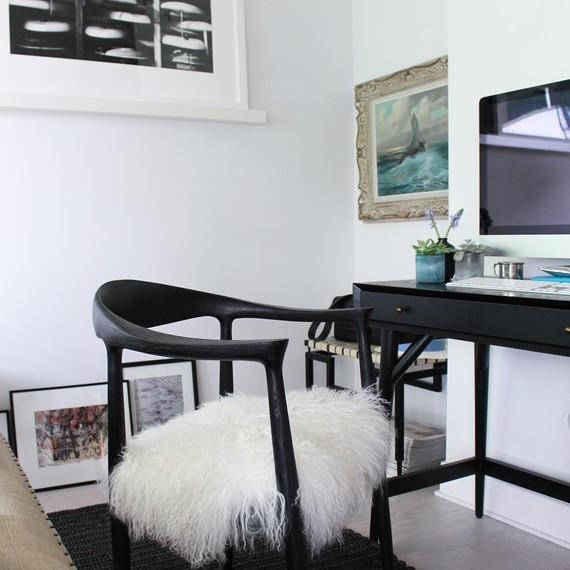 Gabrielle Savoie One Room Challenge Office