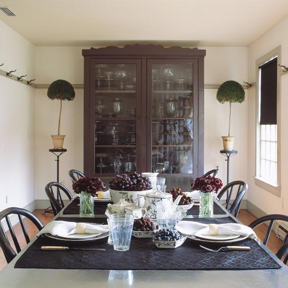 Martha Spotlight Turkey Hill Dining Room 0915