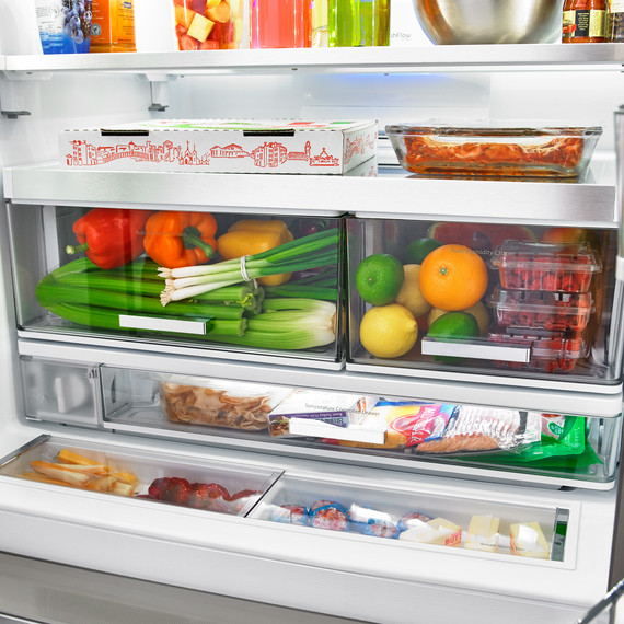 Extend the Shelf Life of Groceries with These Four Tips