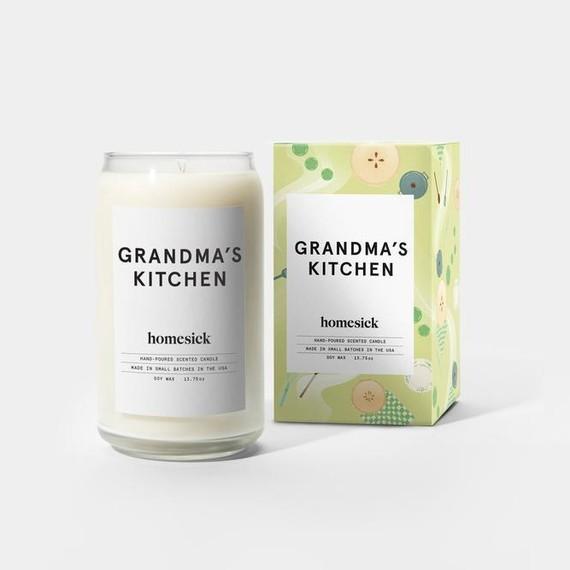 """Homesick Candles """"Grandma's Kitchen"""""""