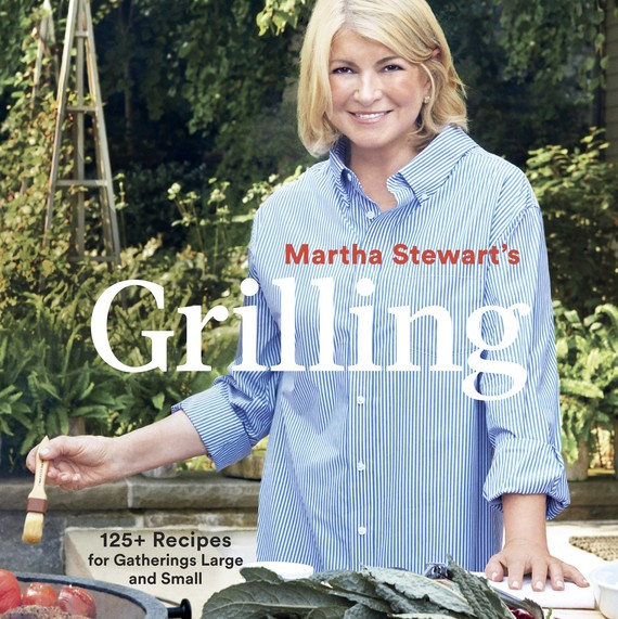 martha stewart grilling book cover