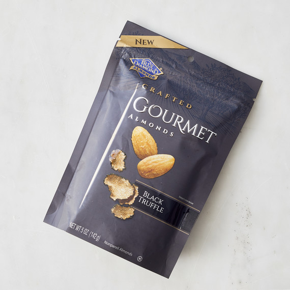 blue diamond black truffle almonds