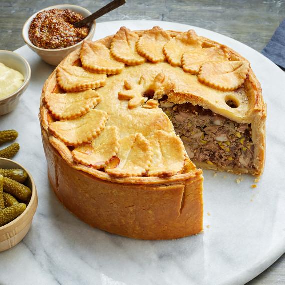 game pie martha bakes slice removed