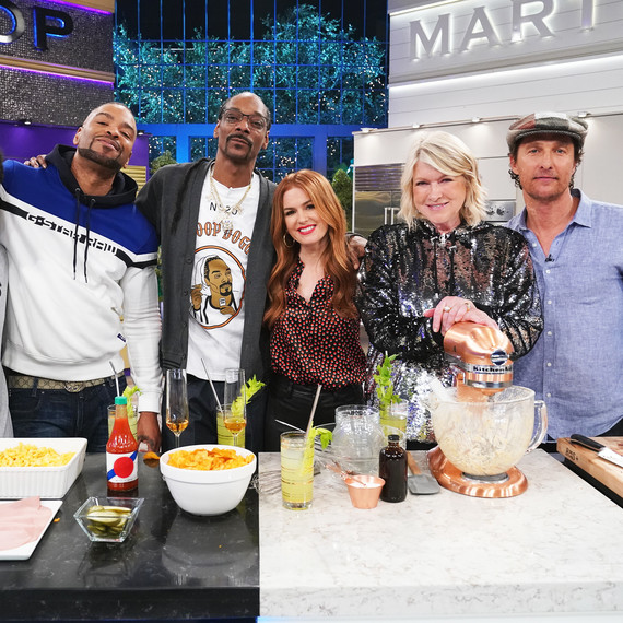 Here's How Martha and Snoop's Friendship Really Began