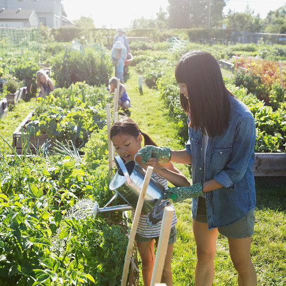 How to Raise Eco-Friendly Kids