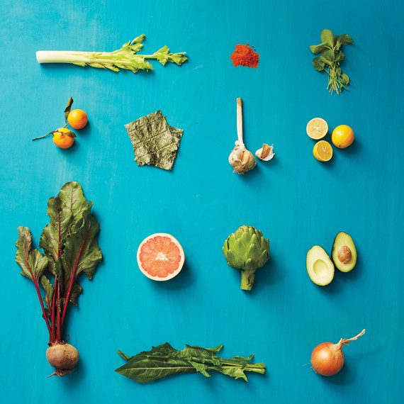 """Heal Thyself! Boost Your Well-Being with These """"Clean Slate"""" Foods"""