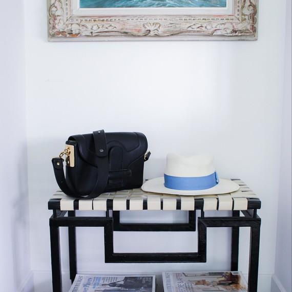 Gabrielle Savoie One Room Challenge Bench