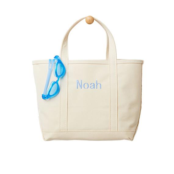 ll bean custom boat tote bags noah