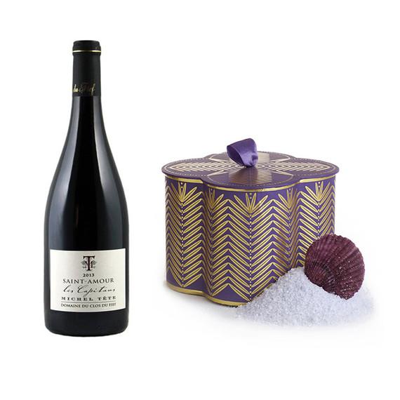 Michel Tete Domaine du Clos du Fief Saint-Amour 'Les Capitans' Agraria Lavender Rosemary Bath Salts