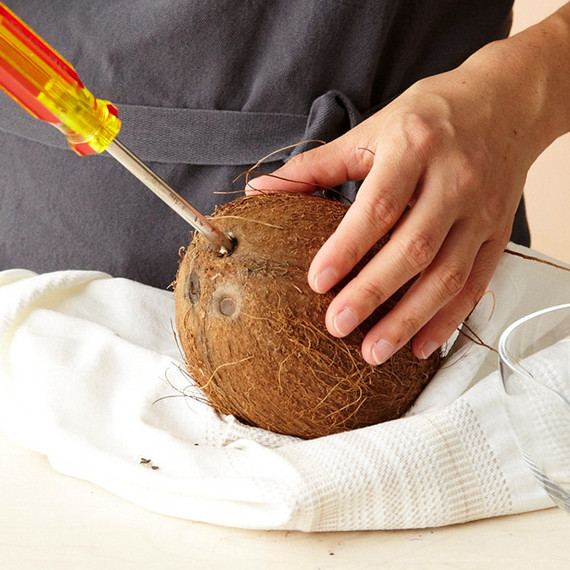 coconut screwdriver