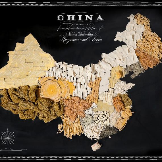 food map china