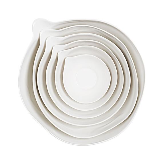 michele o hana porcelain nested bowl set
