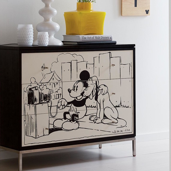 ethan allen disney furniture collection dresser