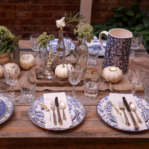 Hosting a Cozy Dinner Party -- Elisa Marshall Shares Her Tips