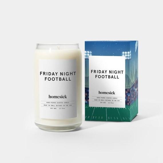 "Homesick Candles ""Friday Night Football"""