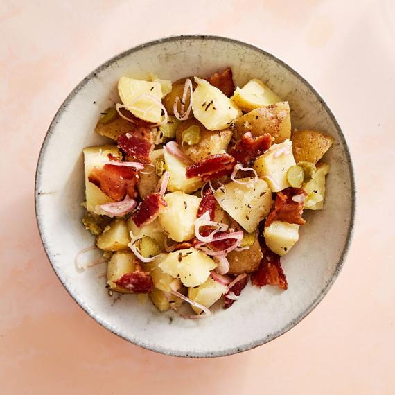 Test Kitchen's Favorite German Potato Salad