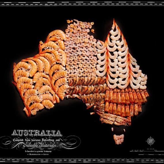 food map australia