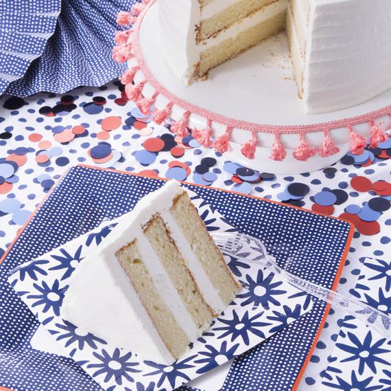 celebrations crafts indigo birthday party decor cake