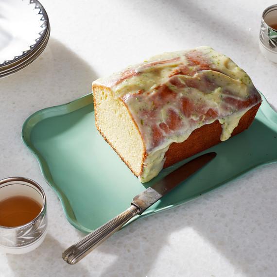 condensed milk poundcake martha bakes