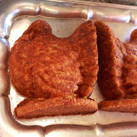 杰西卡·辛普森friendsgiving土耳其玉米面包