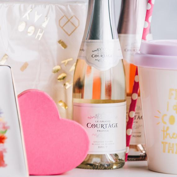 5 Cute Ideas For A Valentine S Day Gift Basket Martha Stewart