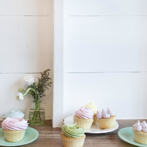 How to Use Natural Dyes in Cupcake Frosting | Martha Stewart