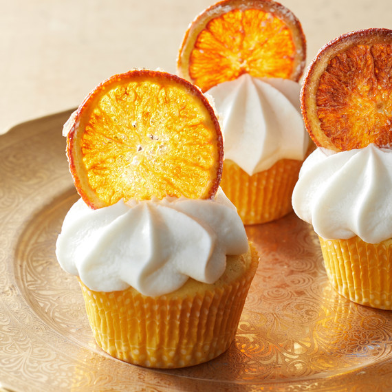 Like Orange Creamsicles But Better, That's These Luscious Cupcakes