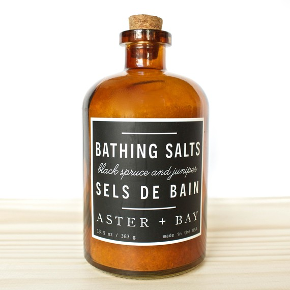 Aster + Bay Bathing Salts