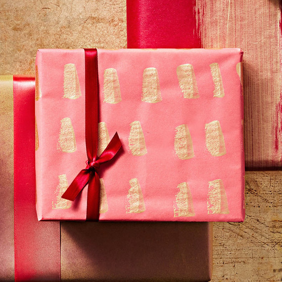 gift wrap texture
