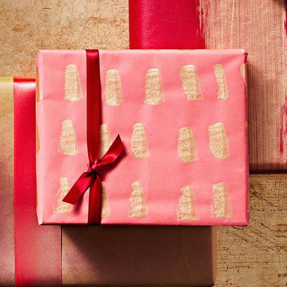 gift wrap texture