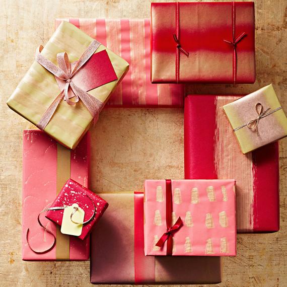 Ribbon gift wrap diy sweepstakes