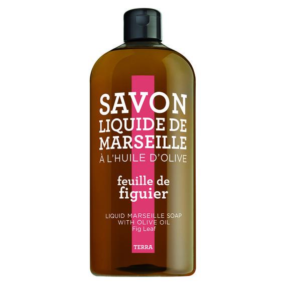 provence liquide de marseille soap collection bottle
