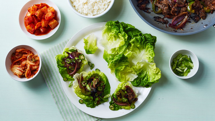 Beef Bulgogi Recipe Martha Stewart