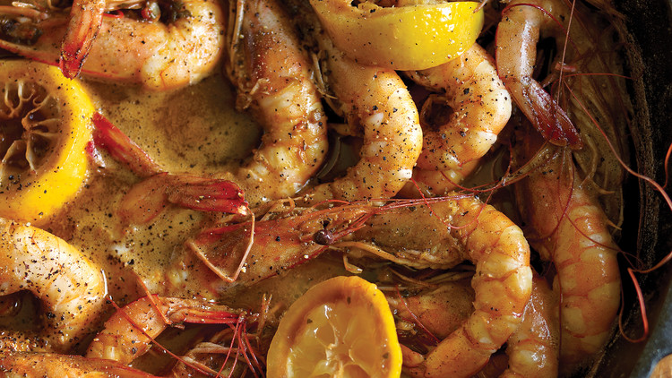 Mr. Jim's Louisiana BBQ Shrimp