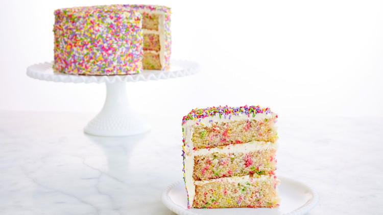 Martha Stewart Birthday Cake Recipe