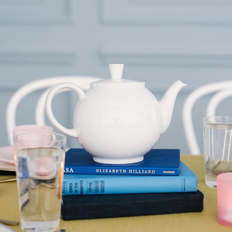 beauty beast baby shower teapot
