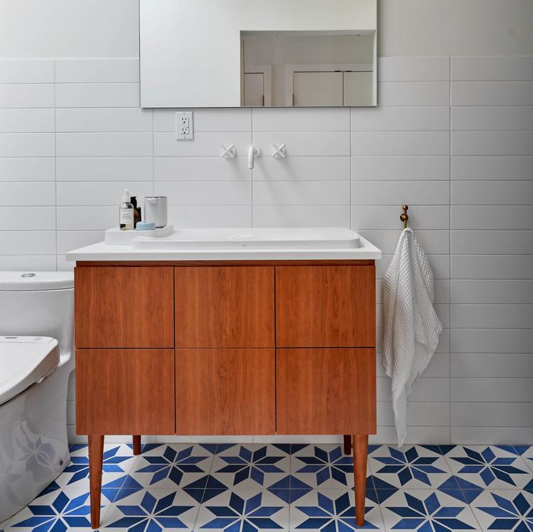 dania colorful home redo master bath