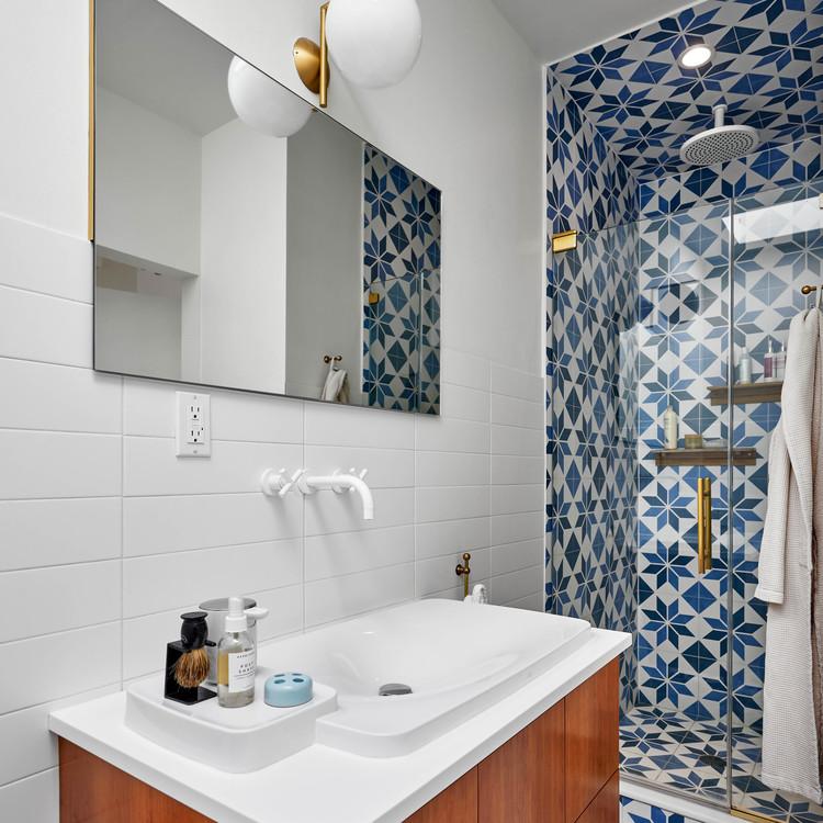 dania colorful home redo master bathroom