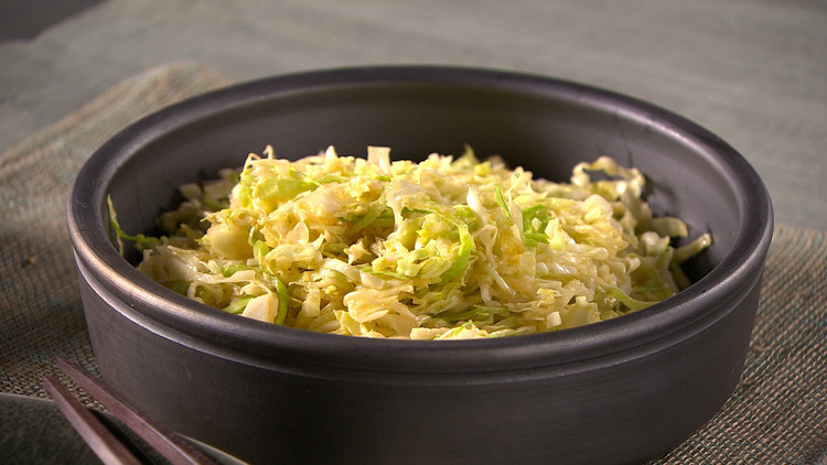 Japanese Cabbage Salad Martha Stewart
