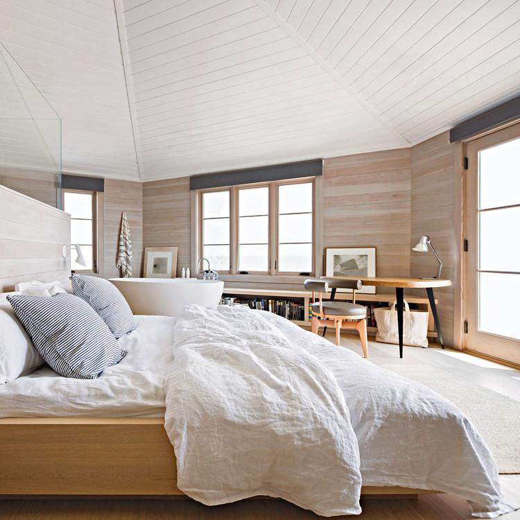 open master suite
