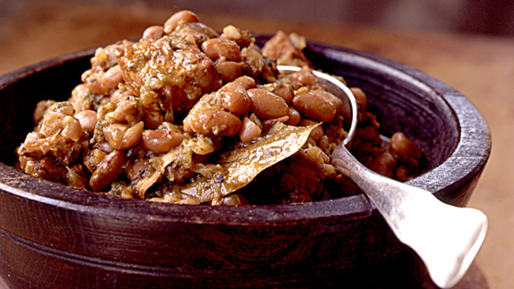 Pork and Pinto Bean Chili