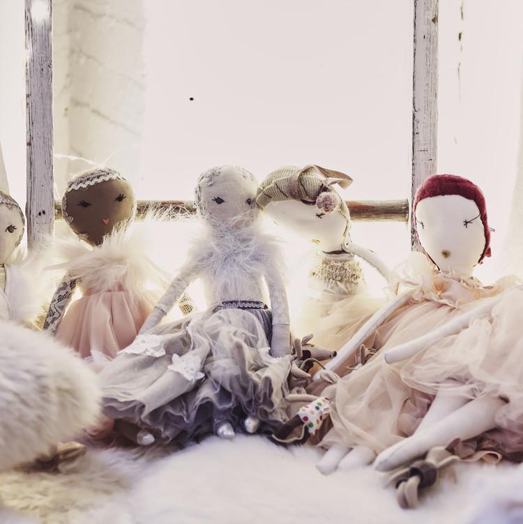nutcracker party dolls